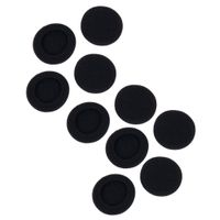 5pairs 50mm Schaumstoff-Ohrkissen Auflagen für AKG K412P K416P K26P K24P K271P Kopfhörer Ohrhörer