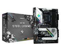 Asrock X570 Steel Legend (Am4) (D)