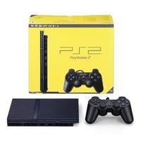 PlayStation 2 - PS2 Konsole Slim black ()