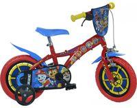 Kinderfahrrad 12 Zoll Paw Patrol Bike Original Lizenz Kinderrad Fahrrad Chase