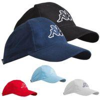 Kappa Unisex Cap Basecap Kappe Base-Cap Mütze Navy Blau