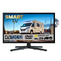 Reflexion LDDW22i LED Smart TV mit DVD und DVB-S2 /C/T2 für 12V u. 230Volt WLAN Full HD