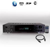 Karaoke Amplifier Hifi 5.2 / 4 + 3 X75W X20W
