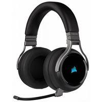 Corsair Virtuoso RGB - Gaming - 7.1 Kanäle - Kopfhörer - Kopfband - Karbon - Binaural