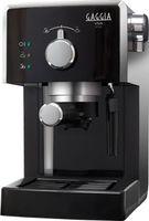 Gaggia RI8433/13 VIVA CHIC Industrial Traditionelle Espressomaschine, Kunststoffgehäuse, Milchaufschäumer