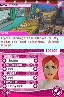 Ubisoft Imagine Girl Band, NDS