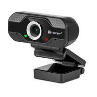 Tracer Webcam FullHD Mikrofon Lichtkorrektur Blickfeld USB 30 fps 120°