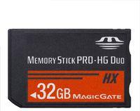 32GB Memory Stick MS Pro Duo Speicherkarte für Sony PSP High Speed High Capacity