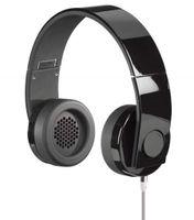 Hama Med Headset, Jede Marke, Kopfhörer, Kopfband, Schwarz, Binaural, Verkabelt