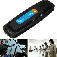 Digital Voice Audio Recorder Diktiergerät USB-Flash-Laufwerk Tonaufnahm Re-