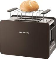 "GRUNDIG TA7280G Toaster ""Grey Sense"" ****"