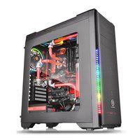 Thermaltake Versa C21 RGB - Midi Tower - ATX