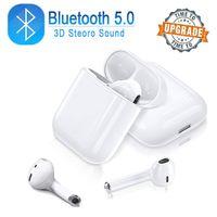 Bluetooth Kopfhörer,Drahtloses Touch-Bluetooth Noise-Cancelling-Kopfhörer,binaurale In-Ear-Sportohrhörer,Popup-Fenster mit Echtzeit-Display,für Android iPhone Samsung Apple Airpods Pro