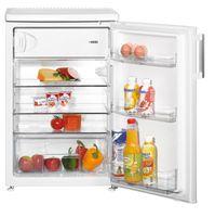 Amica Kühlschrank 4*-Gefrierfach, 84,5 cm Höhe, Weiß, KS15453W