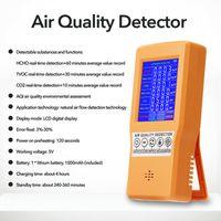 CO2 Messgeräte HCHO TVOC  Melder Luftqualität Messgerät Z1N1