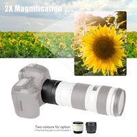 VILTROX C-AF 2X AF Autofokus-Teleobjektiv Extender Vergroesserung fuer Canon EF Befestigung Objektiv 7D 6D 7DII 80D 5D2 5D3 5DS 5DSR 1DMark I / II / III / IV 1Ds Mark I / II / III 1DX DSLR-Kamera