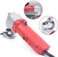 Elektrische Blechschere Metall Schere Elektroschere Blechnibbler 500W 2,5mm 2000U/min