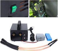 Akku Punktschweißgerät Schweißmaschine  Batterie Punktschweißen Schweißer Punktschweißmaschine   6700W 1600A