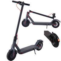 Elektroroller 8,5 Elektro Scooter Schwarz Klappbar Roller Faltbar Aluminium LED E-Scooter EU Version 25 km/h, 7800mAh Mit APP Steuerung