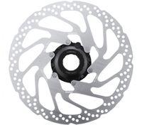Shimano bremsscheibe RT-EM300160 mm Edelstahl Centerlock silber