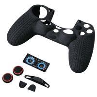 Hama Racing Set, Protective kit, PlayStation 4, Schwarz