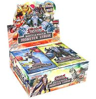 Yu Gi Oh! Monster League Battle Pack 3 Display (36 Booster)