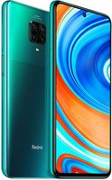 "Xiaomi Redmi Note 9 Pro 64GB Tropical Green Handy 6,67"" 64MP NFC Smartphone"