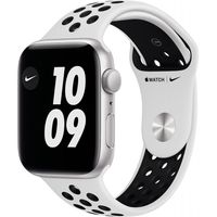 Apple Watch Nike SE GPS 44mm Silver Alu Pure Platinum Nike