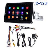 Autoradio 9'' Touchscreen Android 8.0 Bluetooth GPS-Navigationsradio MP3 2G+32G