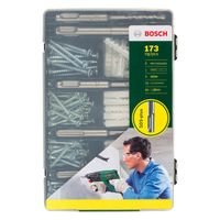 Bosch 2607017163 Befestigungs-Set SDS-Plus