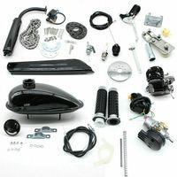 "50cc Fahrradmotor 2-Takt-Fahrrad Benzinmotor Motorisierte Motor für 26""28"" motorisierte Fahrräder Benzin Gas Motor Kit for Motorised Bike 30 km/h 1.6KW"