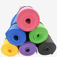 EVA Yogamatte Fitnessmatte Gymnastikmatte 183cm x 60cm x 0.4cm, Umweltschutz hypo-allergene rutschfest
