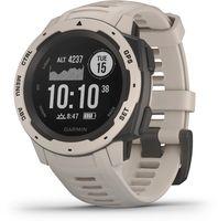 Garmin 010-02064-01 Outdoor-Smartwatch Instinct Hellgrau/Schiefergrau