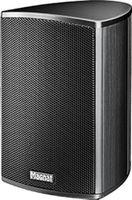 MAGNAT Needle Alu Sat schwarz (Paar - Setpreis) Lautsprecher Paar (kabelgebunden, 70 Watt)