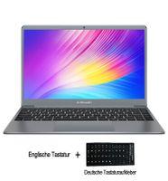 """Tablet Teclast F7 Plus 2 Notebook, 14,1 """"8 GB RAM 256 GB SSD-Laptop FHD 1920 x 1080 Intel Gemini Lake N4100 Windows 10 Tastatur-Notebook mit Hintergrundbeleuchtung"""