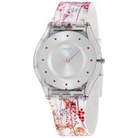 Swatch Skins Jardin Fleuri Ladies' Watch (SFE102)