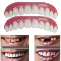 1set Zahnverblendungen oben und unten