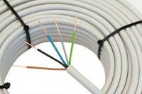 Mantelleitung NYM-J 5x1,5, 50m Ring, 5 adrig, Installationskabel nach DIN VDE 0250-204