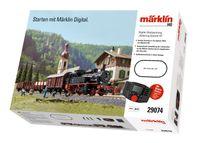 Märklin H0 29074 DIGITAL-STARTPACKUNG M.BR 74