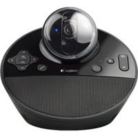 Logitech BCC950 - Videokonferenz-Kamera - 30 fps - Schwarz - USB 2.0 - 1920 x 1080 Pixel Videoauflösung - Autofokus - Mikrofon