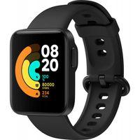 Xiaomi Mi Watch Lite Black Smartwatch Fitnesstracker Aktivtracker Bluetooth GPS