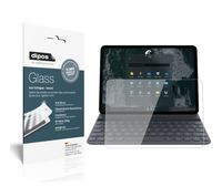 2x Microsoft Surface Pro 7 Schutzfolie - Panzerfolie 9H Folie dipos Glass