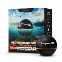 Deeper Smart Sonar Pro Plus mit Wifi + GPS Fischfinder