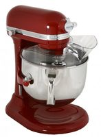 KitchenAid Artisan Küchenmaschine Empire 500 W, Rot