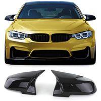 Carbon Spiegelkappen Sport zum Austausch für BMW F30 F31 F34 F35 F32 F33 F36 F20