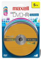Maxell 5x DVD-R 4.7GB, DVD-R