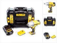 DeWalt DCF 899 D1 Akku Schlagschrauber 18V 1/2' 950 Nm Brushless Kugelrastung + 1x Akku 2,0Ah + Ladegerät + TSTAK
