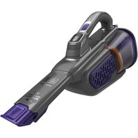 Black & Decker BHHV520BFP Dustbuster Akku-Sauger titanium/silber/violett