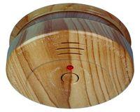 Rauchmelder / Rauchwarnmelder RM149H Smartwares Holzoptik