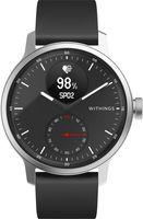 Withings ScanWatch Smartwatch Gesundheits- Fitnesstracking 42mm schwarz -